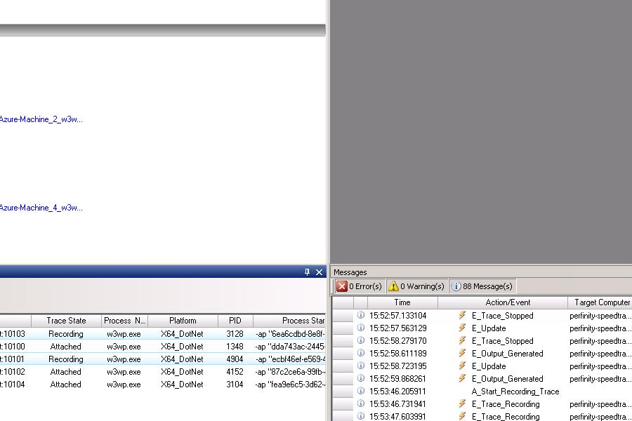 Microsoft Azure Profiling