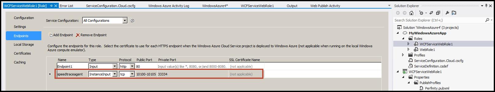 Remote Profiling Windows Azure  NET Apps -  NET Profiler