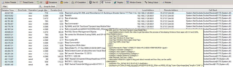 Performance & Memory Diagnostics -  NET Runtime Analyzer