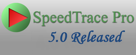 SpeedTrace Pro 5.0 Release